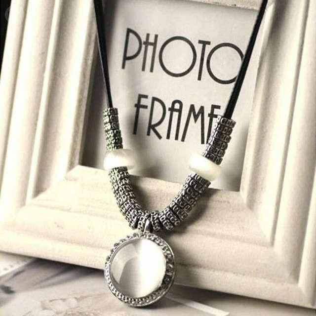 Collier Opal Necklace